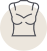Cosmetic Breast Surgery Icon